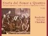 Storia del Sonar a Quattro - Quartetto Joachim