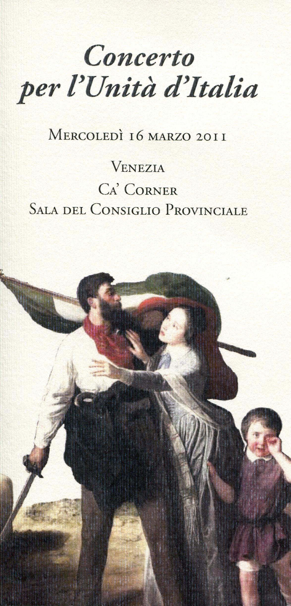 Concerto per l'Unità d'Italia