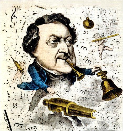 Debito a Gioachino Rossini
